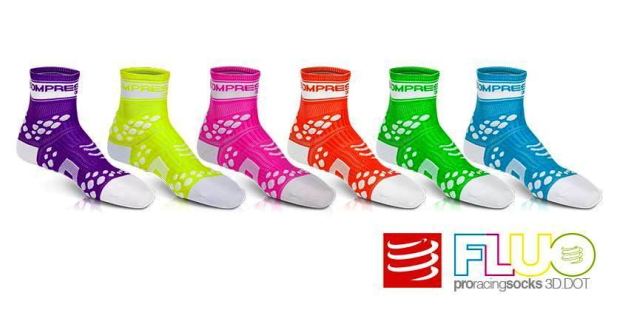 Proracingsocks 3D de Compressport