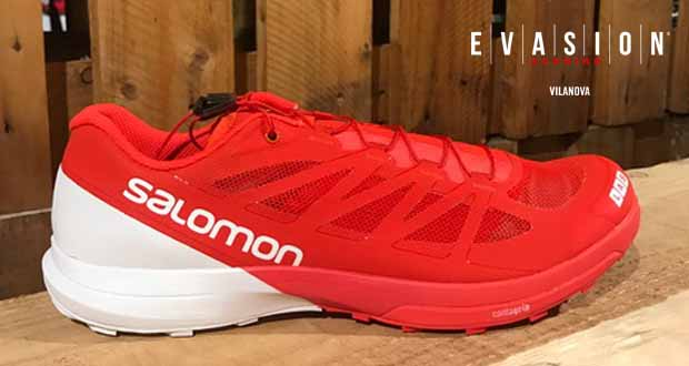 salomon s-lab sense 6